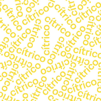 Cítrico mujer