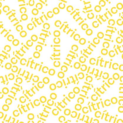Cítrico hombre